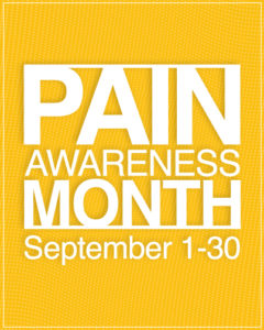 pain awareness